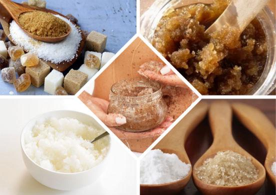 MyCollages1-20 Как сделать сахарный скраб для тела — рецепт