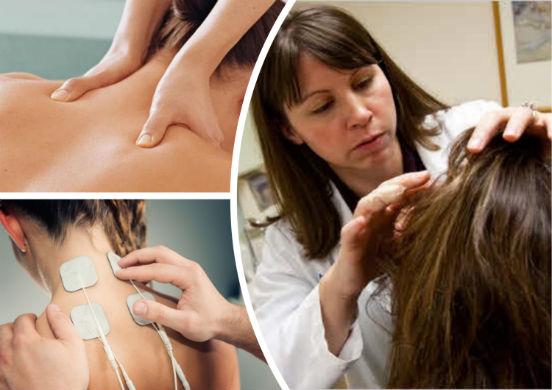 Шейный остеохондроз - заболевание, которое может привести к серьезному выпадению волос