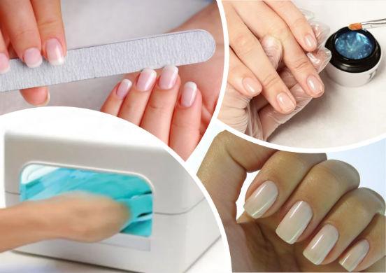 Укрепление ногтей биогелем - эффективная процедура лечения на дому