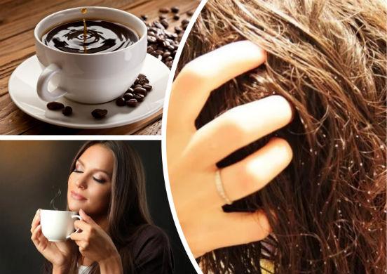 Кофейные скрабы - эффективное средство для роста волос и глубокого очищения кожи головы
