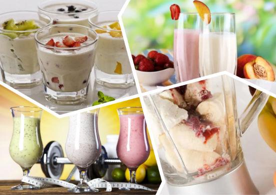 Белковые коктейли для похудения - напитки, которые помогут вам обрести идеальную фигуру