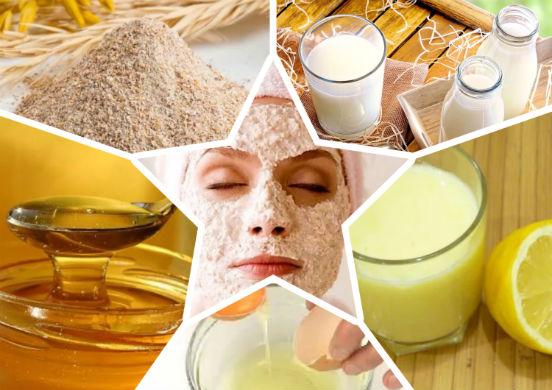 Овсянка - доступный ингредиент, который доказал свою эффективность в масках для жирной кожи лица