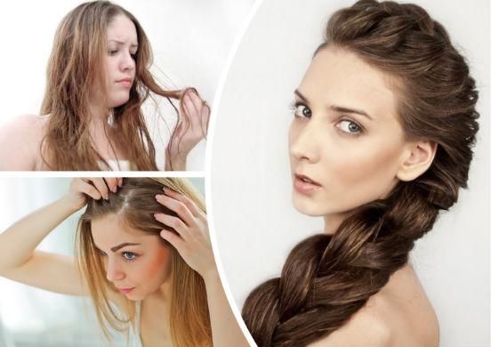 Почему волосы выпадают вместе с белыми луковицами и как можно решить эту проблему?