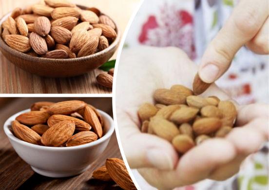 Миндальный орех - целебный плод, применяющийся для лечения и профилактики различных заболеваний