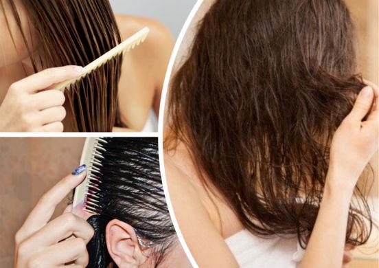 Можно или нельзя расчесывать свои волосы после мытья головы и к чему это может привести?