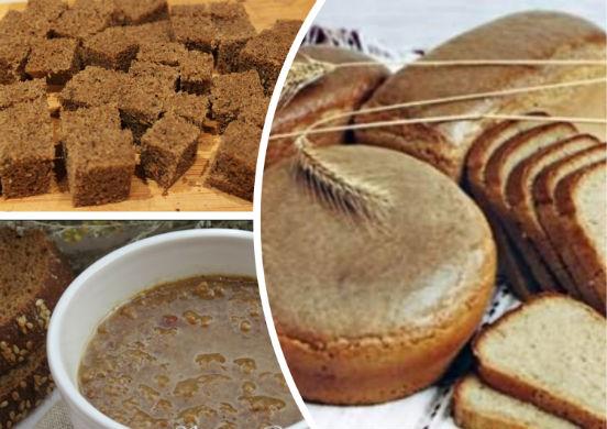 Шампунь на основе хлеба - эффективное средство для очищения волос, которым пользовались наши предки