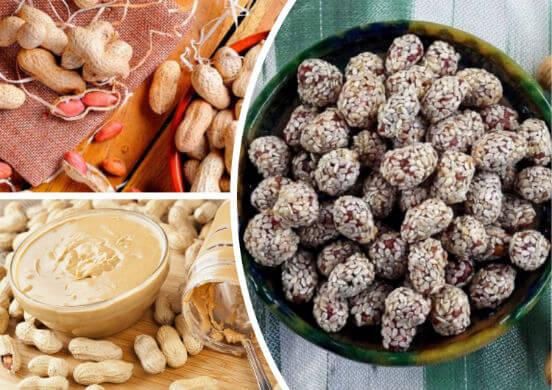 Свойства арахиса - полезные и вредные качества ореха для здоровья человека, а также про урбеч и масло