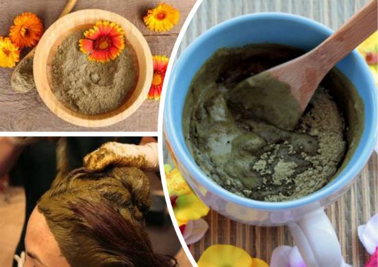 Бесцветная хна - одно из лучших средств, позволяющих укрепить волосы в домашних условиях