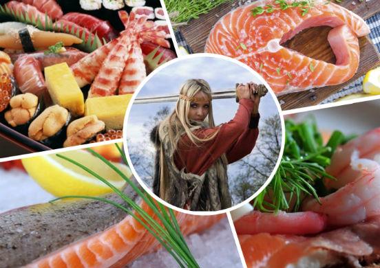 Скандинавская диета - меню для похудения за неделю