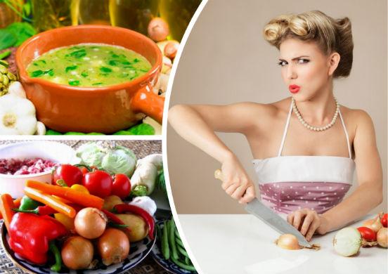 Луковая диета похудение с душком или изысканные французские мотивы
