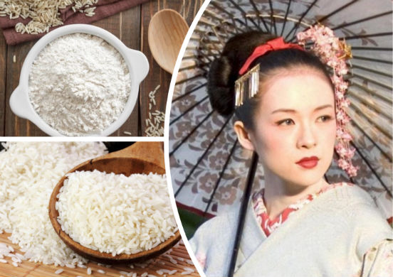 Рисовая пудра - эффективное средство для лица, обладающее декоративными и лечебными функциями