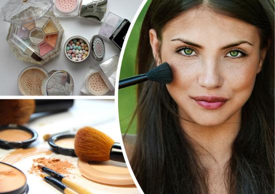 Какому виду пудры отдать предпочтение в макияже: рассыпчатой или компактной?