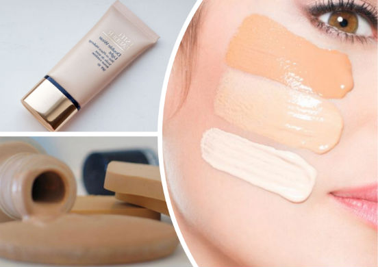 Крем-пудра - декоративное средство 2 в 1, позволяющее за короткое время создать идеальный тон кожи