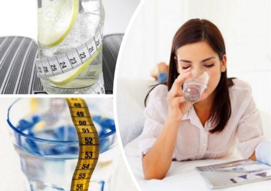 Как худеют на одной воде или жесткая диета для людей с большой силой воли