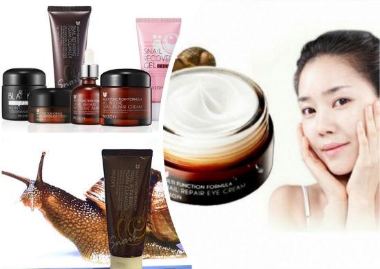 Почему улиточная слизь стала самым популярным компонентом косметики корейских брендов?