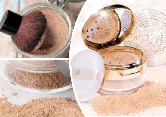 Как подбирается пудра для сухого типа кожи и как ее правильно использовать?