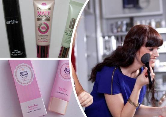 """Для чего нужна база под макияж или эффект безупречной кожи """"без фотошопа"""""""