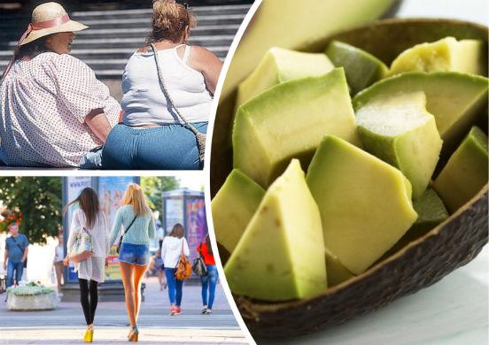 Диета на авокадо - польза и особенности составления меню для похудения