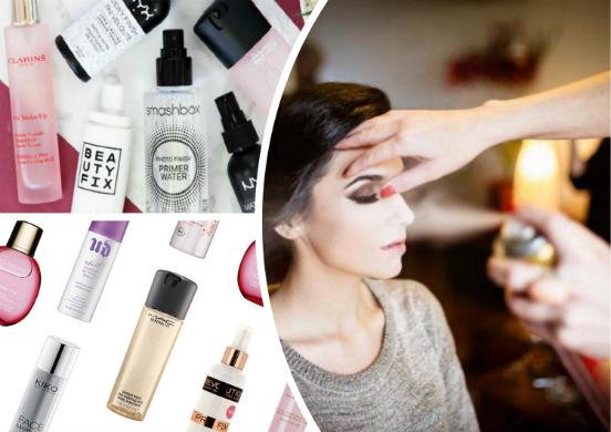 Фиксатор макияжа или как продлить стойкость декоративной косметики на целый день?