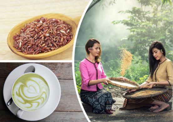Диета страны Восходящего солнца или как похудеть при помощи риса и зеленого чая?