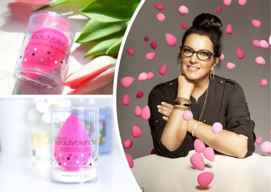 Бьюти-блендер - один из самых лучших аксессуаров для нанесения кремовых текстур декоративной косметики
