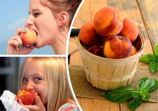 Полезность персиков для беременных 5