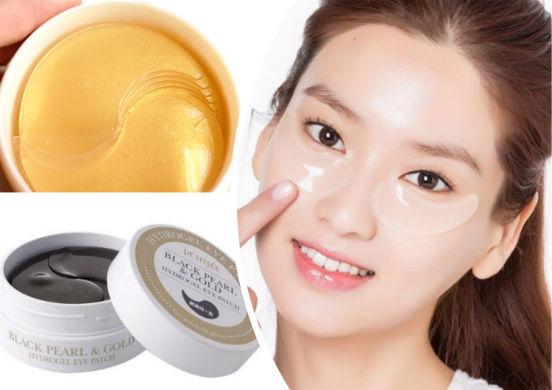 Патчи для глаз - корейское экспресс-средство для устранения множества проблем с кожей в этой деликатной зоне