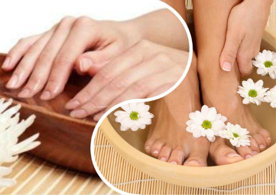Ванночка для укрепления ногтей в домашних условиях