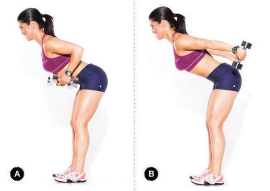 Лучшие упражнения для рук для женщин