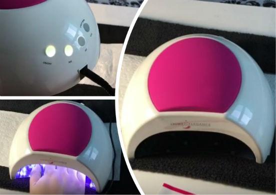 Led-лампа - незаменимое устройство для выполнения маникюра современными покрытиями