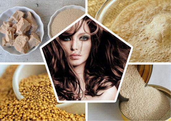 Маска для волос с дрожжами, для роста волос в домашних условиях, от выпадения, для густоты. Рецепт с горчицей, сахаром, кефиром, медом. Отзывы