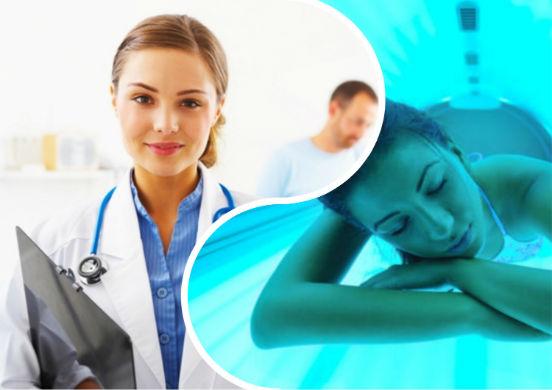 Польза и вред солярия для организма человека или вся правда об искусственном загаре