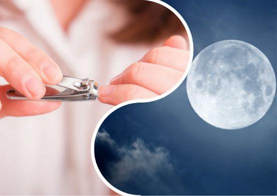 Когда лучше всего стричь ногти на руках и ногах или проводить маникюр и педикюр?