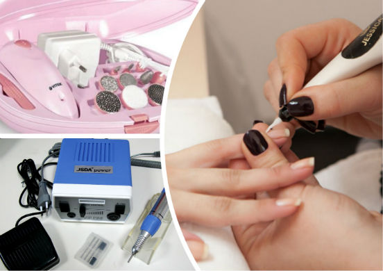 Аппаратный маникюр - процедура по уходу за ногтями, которую можно провести в домашних условиях