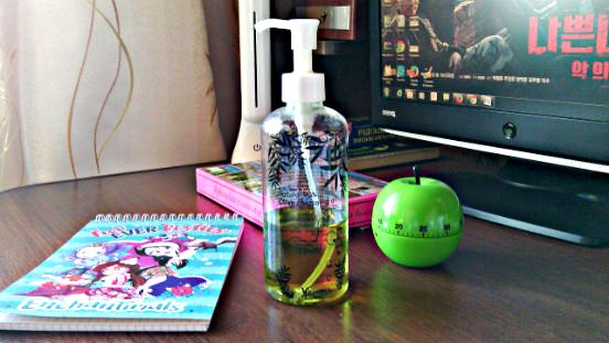 Гидрофильное масло Natural 90% Olive Cleansing Oil от Elizavecca - тщательное очищение без вреда для кожи