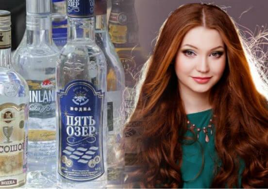 Водка - это не просто алкогольный напиток, а эффективное средство для волос