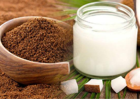 Маски для лица с маслом кокоса - райское наслаждение для любого типа кожи