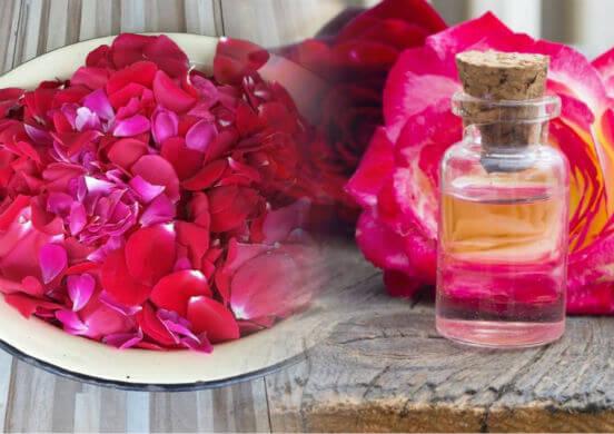 Розовая вода для лица - уникальная жидкость, способная вернуть коже молодость и сияние