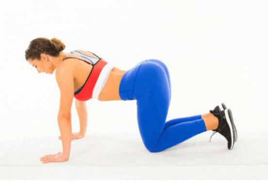 Лучшие упражнения для ягодичных мышц, которые позволят накачать попу в домашних условиях