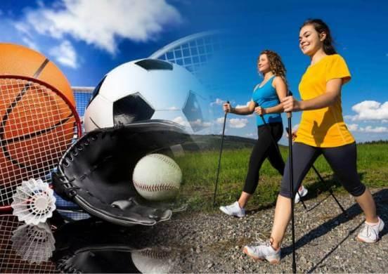спортивные тренировки